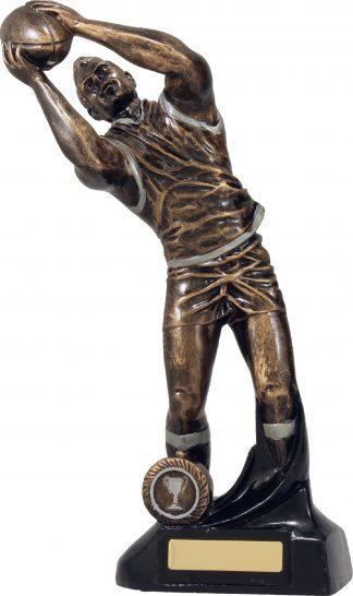 14088F Australian Rules (AFL) trophy 360mm
