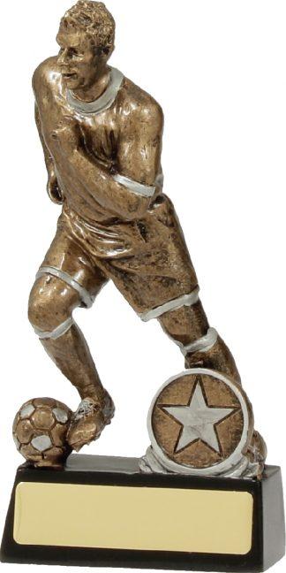 14180B Soccer Trophy 165mm New 2015