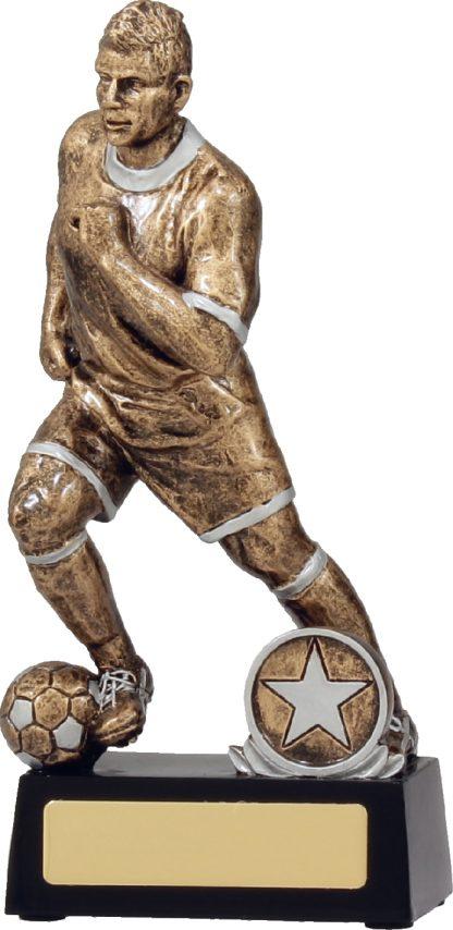 14180C Soccer Trophy 190mm New 2015