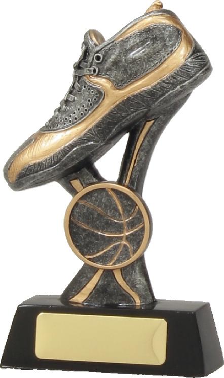 21007B Basketball trophy 130mm