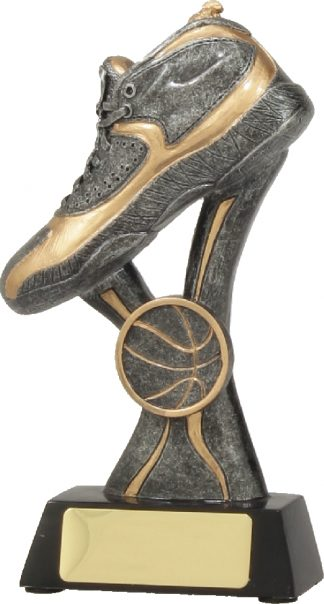 21007C Basketball trophy 150mm