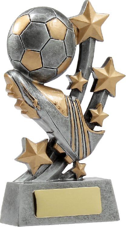 21038C Soccer trophy 155mm