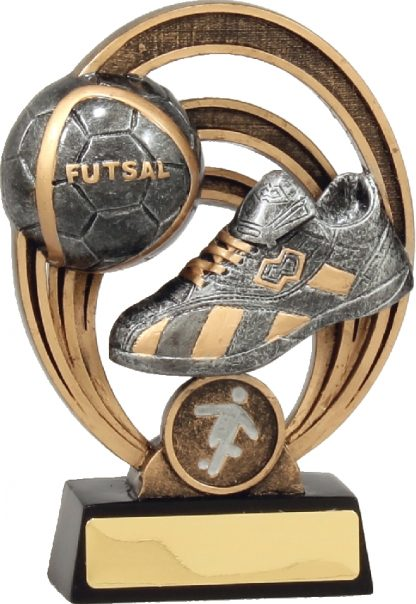 21304B Soccer trophy 155mm New 2015