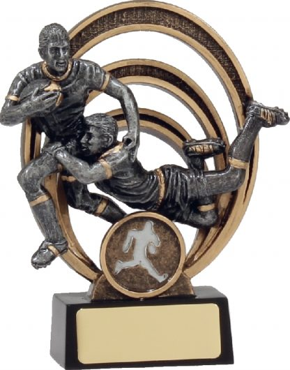 21313A Rugby Trophy 130mm New 2015