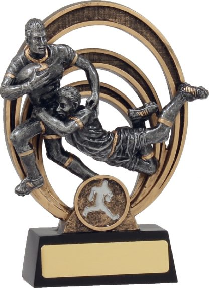 21313B Rugby Trophy 155mm New 2015