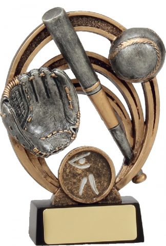 21333A Baseball - Softball trophy 130mm New 2015