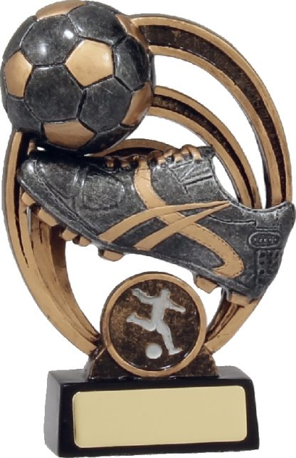 21338A Soccer Trophy 130mm New 2015
