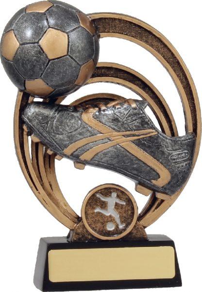 21338B Soccer Trophy 155mm New 2015