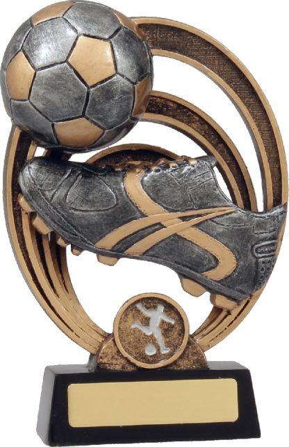 21338C Soccer Trophy 180mm New 2015