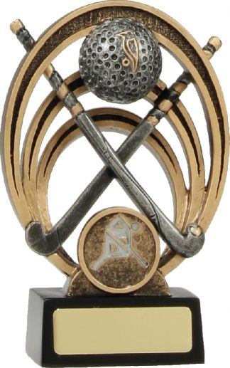 21344A Hockey Trophy 130mm New 2015