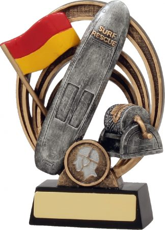21358B Life Saving trophy 155mm New 2015
