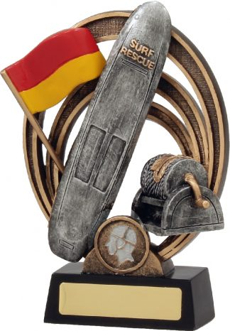 21358C Life Saving trophy 180mm New 2015