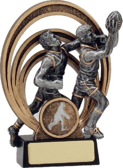 21388A Australian Rules (AFL) Trophy 130mm New 2015