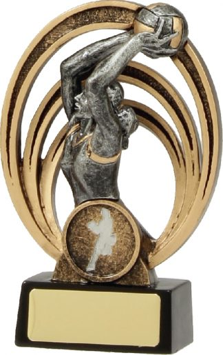 21391A Netball Trophy 130mm New 2015
