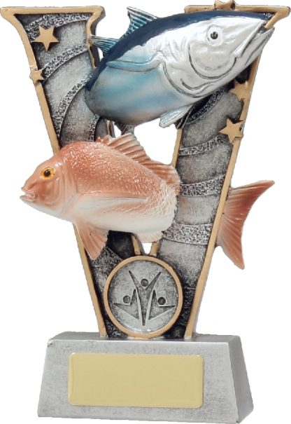 21403A Fishing trophy 155mm