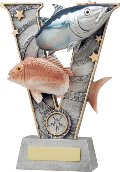 21403C Fishing trophy 220mm