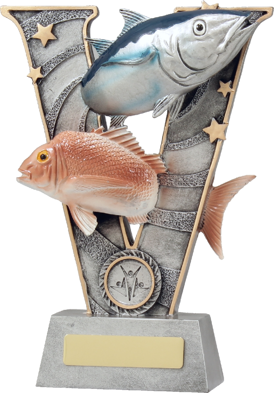 21403C Fishing trophy 220mm