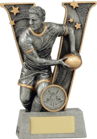 21413A Rugby trophy 155mm