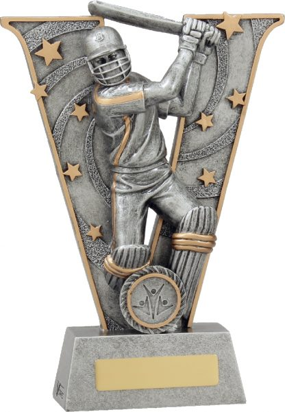 21414C Cricket trophy 225mm New 2015