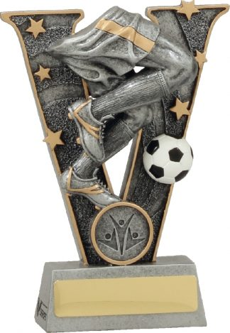 21438A Soccer Trophy 155mm