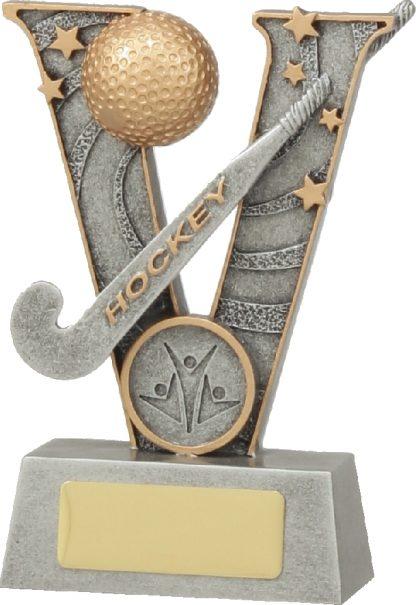 21444AA Hockey trophy 130mm