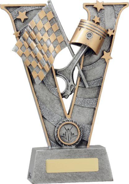 21484D Motor Sports trophy 245mm