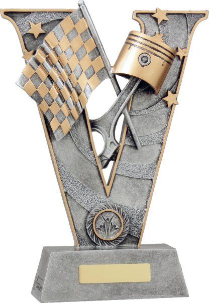 21484F Motor Sports trophy 300mm