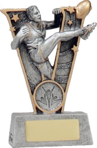 21488AA Australian Rules (AFL) trophy 135mm