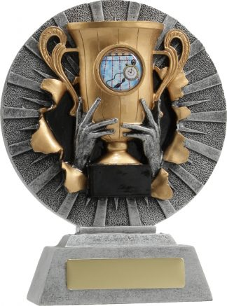 22100C Motor Sports Trophy 180mm