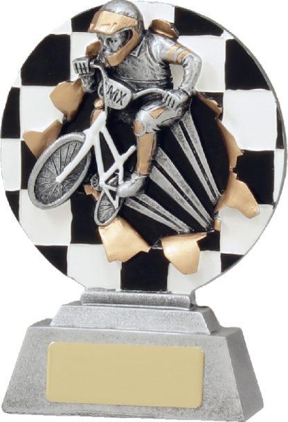 22108A BMX trophy 130mm