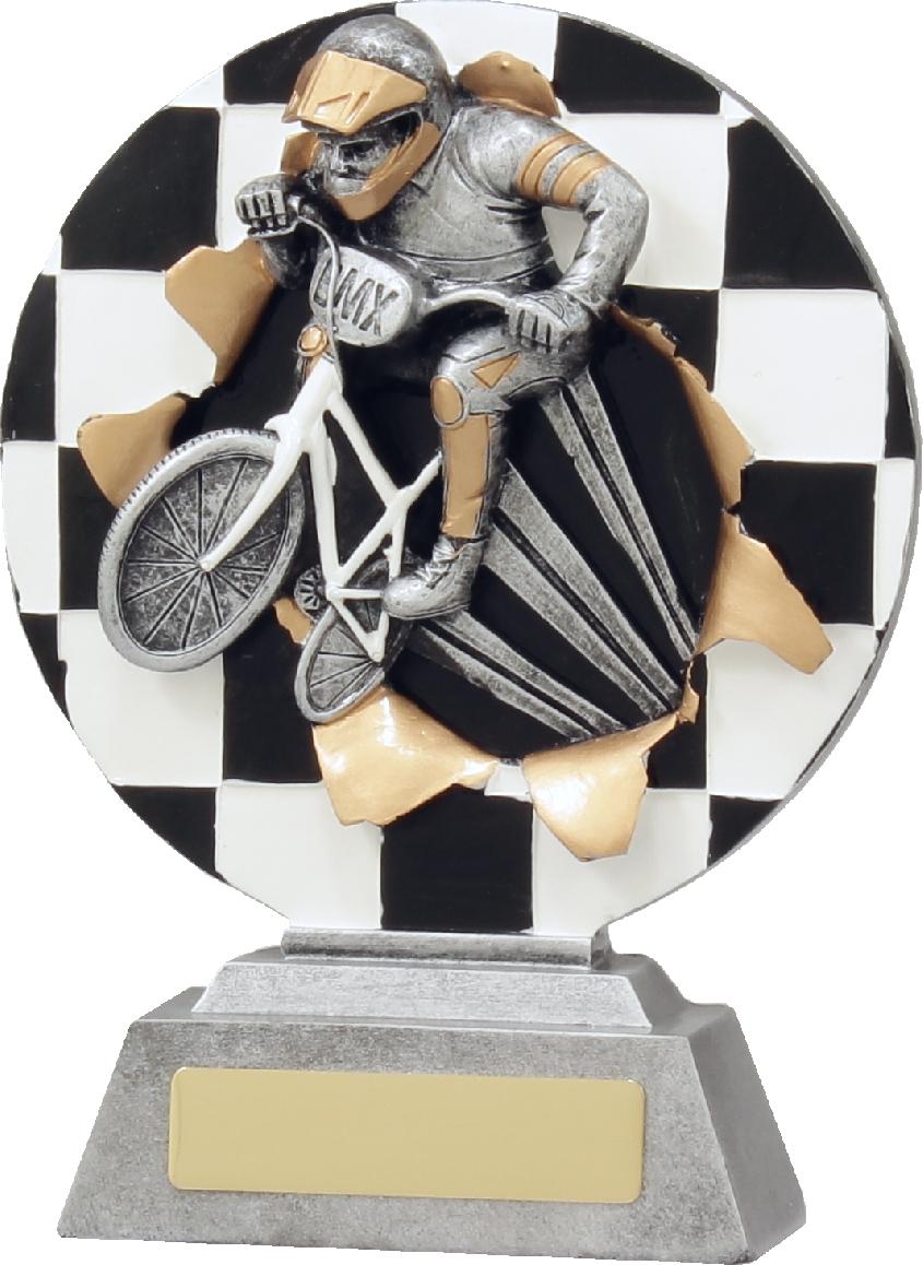 22108C BMX trophy 180mm