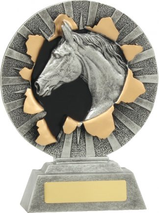 22135C Equestrian trophy 175mm
