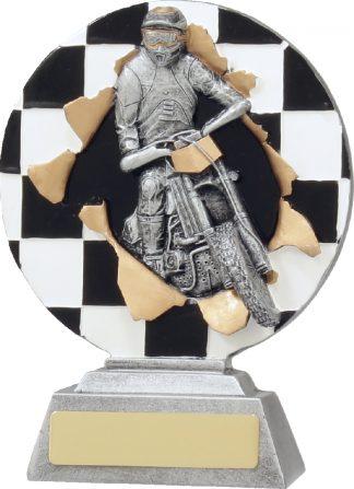 22168B Motor Sports trophy 160mm
