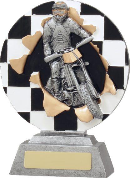 22168C Motor Sports trophy 180mm