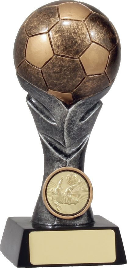 23504A Soccer Trophy 150mm New 2015