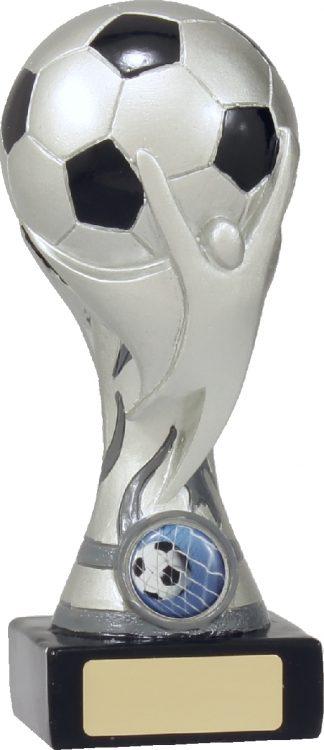 23580B Soccer Trophy 190mm