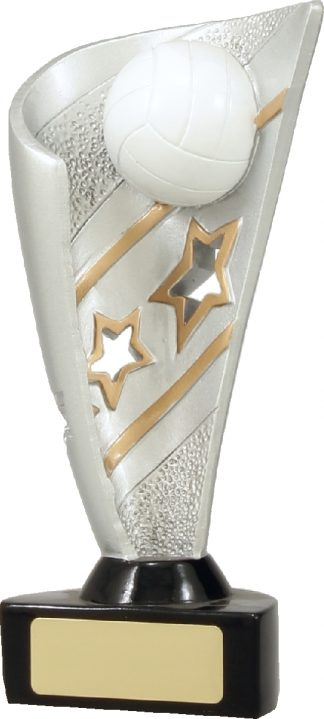 27137B Netball trophy 175mm