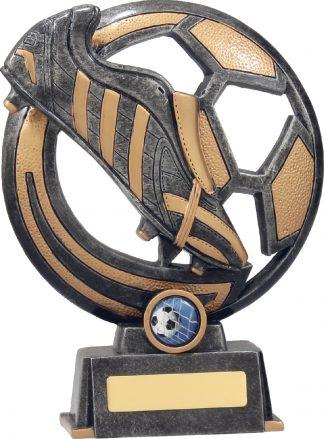 27280D Soccer Trophy 215mm New 2015