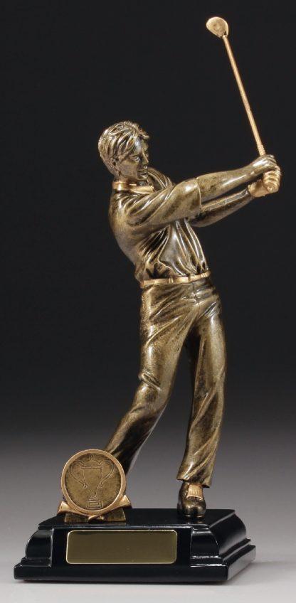 A045 Golf trophy 210mm