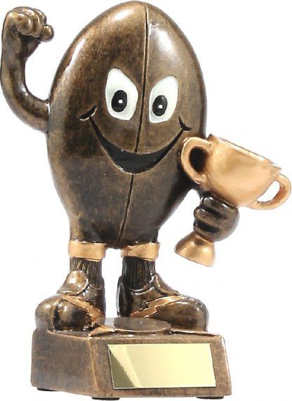 A1113A Australian Rules (AFL) trophy 130mm