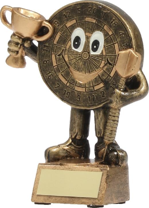 A1138A Darts trophy 125mm