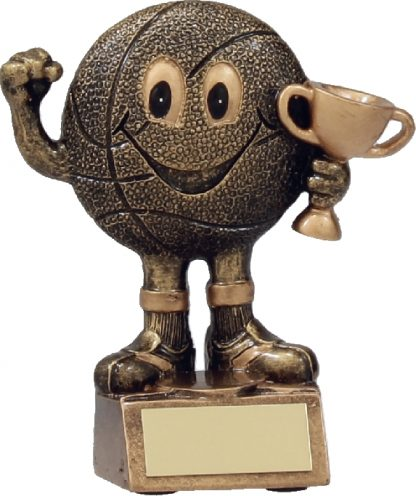 A1160A Basketball trophy 120mm