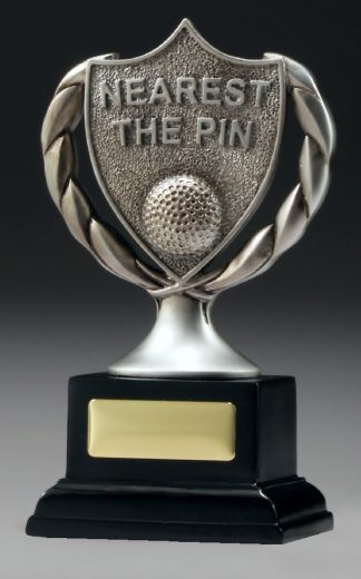 A1168 Golf trophy 180mm