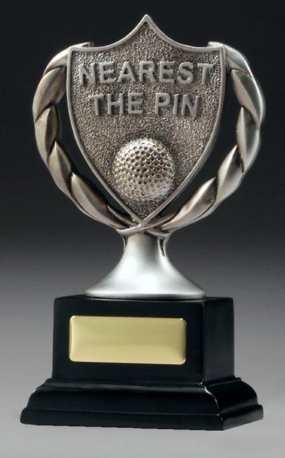 A1168 Golf trophy 180mm
