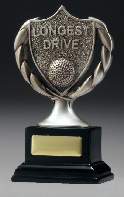 A1169 Golf trophy 180mm