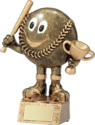 A1174A Baseball - Softball trophy 135mm