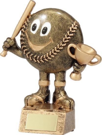 A1174A Baseball - Softball trophy 135mm
