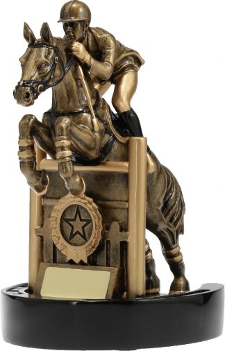 A1222 Equestrian trophy 210mm