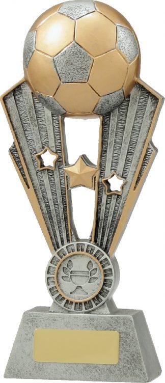 A1370B Soccer trophy 220mm
