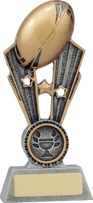 A1371AAA Rugby trophy 155mm